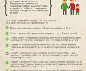 Льгота на детей по подоходному налогу в 2019 году совместителям