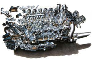 Связанных с возвратом двигателей