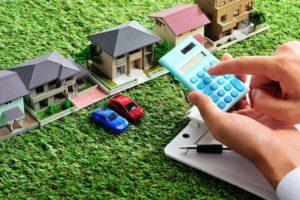 Какой налог с покупки земли под ижс