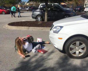 Наезд на пешехода последствия для водителя