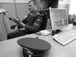 Процесс устройства на работу в полицию