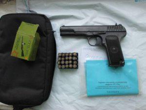 Закон о охолощенном оружие