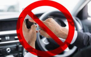 Сколько штраф за то что водитель разговаривал по телефону за рулем