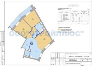 Заказать поэтажный план квартиры и экпликацию через мфц