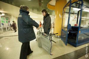 Перевозка оружия в общественном транспорте