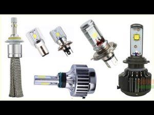 Запрещены ли диодные лампы в фарах ближнего света