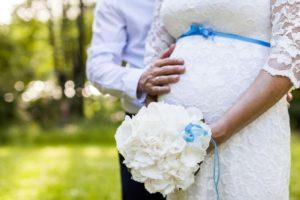 Брак при беременности