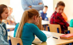 Если учитель при всех отругал ученика