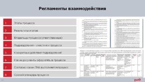 Регламент взаимодействия с юридическим управлением
