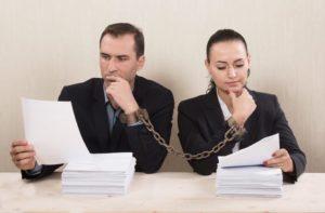 Как делится ип между супругами при разводе и доход