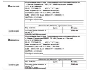 Где платить госпошлину за права 2019 хабаровск