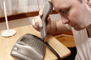 Как можно наказать человека за телефонные звонки