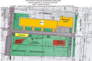 Сколько метров придомовая территория многоквартирного дома