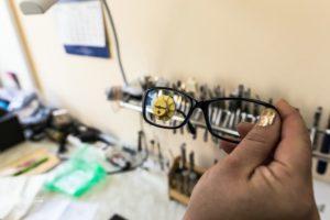 Как вернуть деньги за очки сделанные на заказ