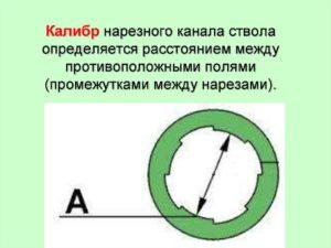 Чем измерить калибр нарезного оружия