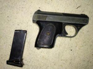 Можно носить газовый пистолет