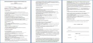 Договор на оказание консультационных услуг по бухгалтерскому учету образец