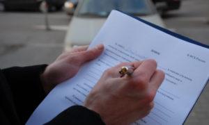 Взыскание убытков за заведомо ложный донос