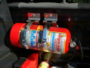 Какой огнетушитель купить на авто