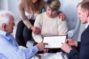 Получение пенсии по наследству