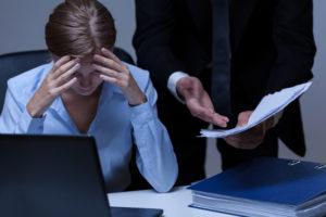 Нравственные переживания при увольнении работника