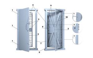Требование пожарной безопасности к дверям кхо размеры