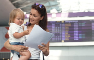 Запрет на вывоз ребенка за границу