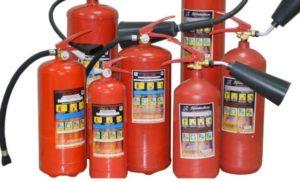 Требования к огнетушителю при техосмотре легкового автомобиля