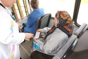 Льгота на проезд инвалидам 2 группы сопровождение на автобусах