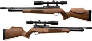 Пневматика ружье для охоты без лицензии