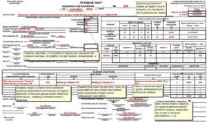 Какие документы можно вместо путевых листов использовать