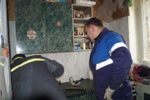 Отрезали газ в квартире за неуплату