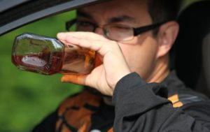 Лишенный прав за алкогольное опьянение попался 2 раз без