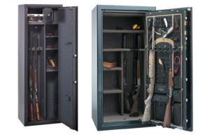 Сейфы для хранения оружия патронов в домашних условиях
