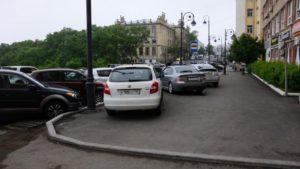 Куда жаловаться если паркуются на тратуаре