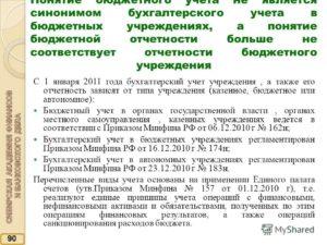 Учет ос в казенных учреждениях для начинающих 2019 год