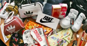 Статья за незаконную торговлю брендами