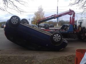 Что делать если машина повреждена при эвакуации