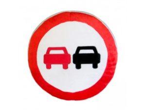 Как избежать лишения прав за обгон под знак обгон запрещен