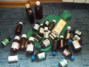 Где принимают аптечные бутылочки