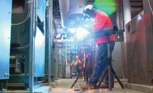 Должностная инструкция электрогазосварщика ручной сварки 5 разряда