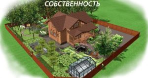 Как оформить земельный участок в собственность если на 6 соток больше