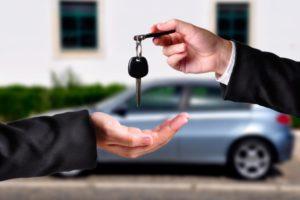 Незаконная сделка купли продажи автомобиля