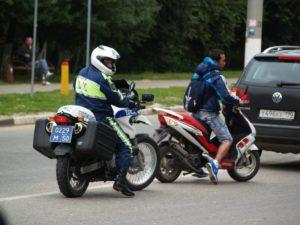 На какой скутер можно ездить без прав