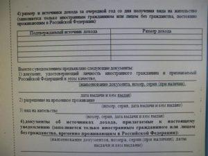 Подтверждения доходов для гражданства рф носители если не работал