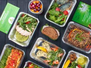 С чего начать бизнес доставки правильного питания