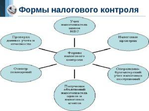 Налоговый контроль в форме налогового мониторинга