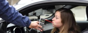 Допуск алкогольного опьянения за рулем