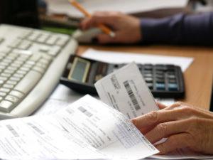Платеж за коммунальные услуги
