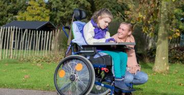 Ребенок инвалид полагается ему земля